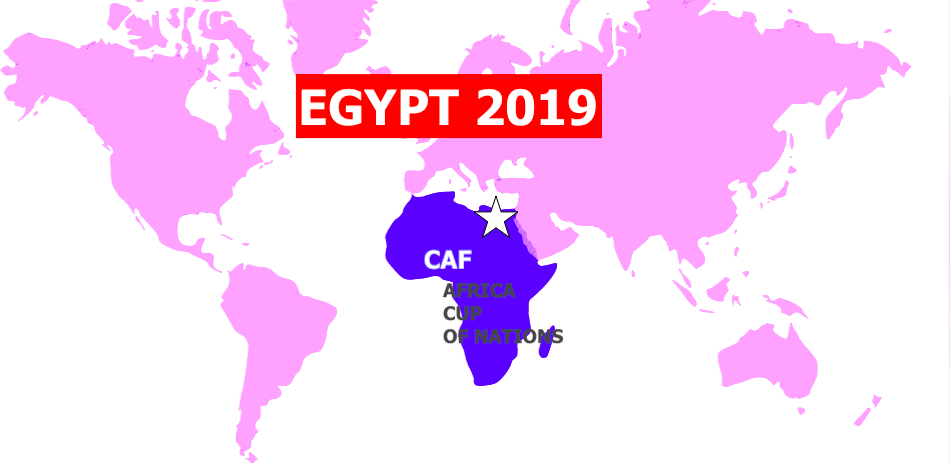 Africa Cup of Nations Egypt 2019 the KA the Kick Algorithms