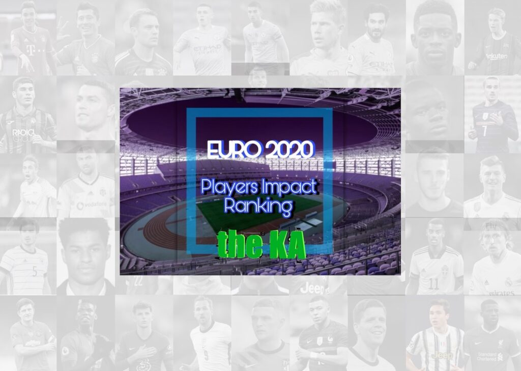 the best players EURO 2020